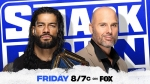 WWE Friday Night Smackdown preview and schedule: January 15, 2021