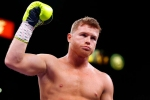 Canelo-Saunders unification bout confirmed after Yildirim retires on stool
