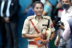 Athlete Hima Das appointed Deputy Superintendent of Police in Assam under Integrated Sports Policy