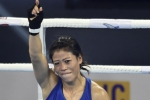 Mary Kom enters semis of Spanish tourney; assured of medal