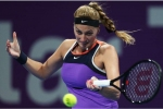 Qatar Open: Kvitova and Muguruza to meet again in final