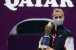 Doha feels like home – Kvitova after winning second Qatar Open title