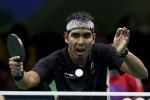Tokyo Olympics: Sharath Kamal overcomes Apolonia to enter round three