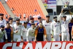 India vs England Test Series 2021: Full List of Award Winners, Records, Statistics; Ashwin, Axar, Pant shine