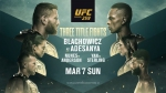 UFC 259: Blachowicz vs. Adesanya fight card, date, time in India and where to watch