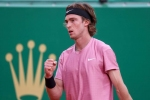 Nadal stunned by Rublev in Monte Carlo, Evans backs up Djokovic win