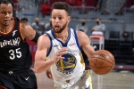 Red-hot Curry in 54-year first for Warriors, Celtics' Brown drops 40 on Lakers