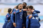 Chelsea 1-0 Manchester City: Ziyech secures FA Cup final spot