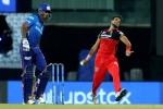 IPL 2021: MIvs RCB Analysis: Harshal Patel does the star turn