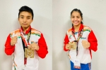 Gitika, Babyrojisana clinch gold medals at 2021 AIBA Youth World Boxing Championships