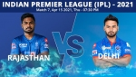 IPL 2021: RR vs DC, Match 7 Live Updates: Rajasthan Royals, Delhi Capitals lock horns at the Wankhede Stadium
