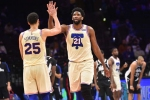 Embiid's streaking 76ers halt Clippers, Mitchell hurt as NBA-leading Jazz win