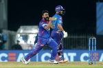 IPL 2021: DC vs MI: Statistical Highlights