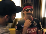 IPL 2021: When Virat Kohli urged cameraperson to throw Mr Naggs out of the plane - Watch the funny video