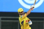 IPL 2021: CSK vs RR Statistical Highlights
