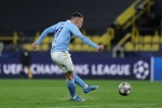 Borussia Dortmund 1-2 Manchester City 2-4 agg: Foden finally ends Guardiola's last-four wait