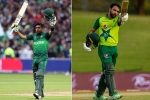 Pakistan duo of Babar Azam, Fakhar Zaman nominated for ICC Player of the Month