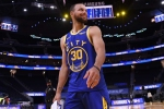 Curry's Warriors take down NBA-leading Jazz, Westbrook enters record books