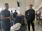WTC Final: India vs New Zealand: Kiwis players arrive in England for big tour