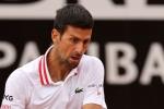 Djokovic beats Fritz after Rome rain, Auger-Aliassime masters Schwartzman