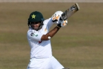 Abid unbeaten as Pakistan post daunting first-innings 510