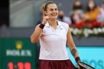Aryna Sabalenka beats Ash Barty to win Madrid Open
