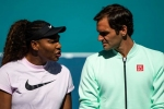 Serena Williams: I wish I could play like Roger Federer!