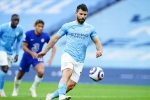 Manchester City 1-2 Chelsea: Celebrations stall as Aguero aberration lets Blues back in