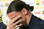 Zlatan Ibrahimovic to miss Euro 2020