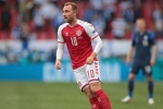 Christian plays football beautifully – UEFA chief Ceferin hails 'football unity' in message to Eriksen