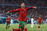 Portugal 2-2 France: Record man Ronaldo saves champions in Euro 2020 thriller