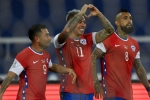 Copa America: Argentina 1-1 Chile: Vargas salvages a point after Messi magic