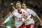 Euro 2020: Denmark vs Finland match suspended as Eriksen collapses on the pitch