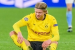 Haaland keen to stay out of his 'comfort zone' in pursuit of Champions League dream