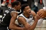 NBA playoffs 2021: Giannis, Bucks stun Nets in overtime to advance