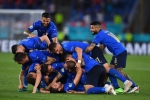 Euro 2020: Italy vs Switzerland Stats Highlights; Azzurri's maintain clean slate to march into knockouts