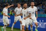 Turkey 0-3 Italy: Commanding Azzurri return to the big time with historic victory