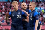 Denmark 0-1 Finland: Historic Pohjanpalo winner overshadowed by Eriksen collapse