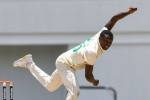 West Indies vs South Africa, 1st Test: Rabada stars as Proteas seal innings victory