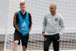 Euro 2020: De Bruyne to miss Belgium's opening game against Russia
