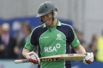 Ireland all-rounder Kevin O'Brien retires from ODIs, to continue playing Tests and T20Is