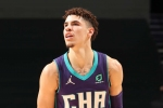 Hornets' LaMelo Ball named NBA Rookie of the Year