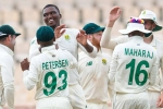 West Indies vs South Africa, 2nd Test, Day 2: Proteas on course for whitewash after Windies fold again