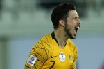 Australia advances in Asian qualifying for World Cup