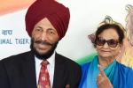 Legendary sprinter Milkha Singh's wife Nirmal passes away due to COVID-19 complications
