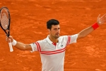 French Open: After climbing his own Everest, the comedown could be biggest threat to Djokovic hopes