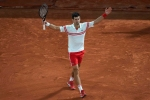French Open 2021: Novak Djokovic fights back from two sets down to clinch his 19th Grand Slam title