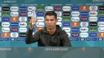 Cristiano Ronaldo removes Coca Cola during presser; soft drink giant suffers Rs 29349 Crore stock market dip