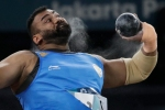 Shot-putter Tajinder Toor qualifies for Tokyo Olympics  with record-breaking show at IGP 4