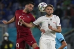 Euro 2020: Turkey vs Italy; Statistical Highlights